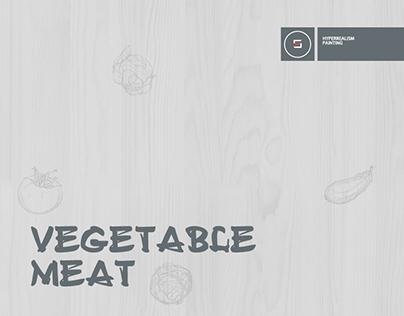 Vegetable & Meat