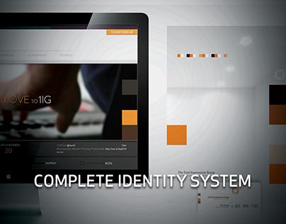 1IG PRINT - Naming + Identity + Digital + Video