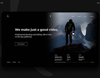 Videomaker web design