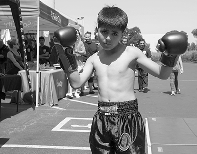 The Life of a fighter. Places, people & events.