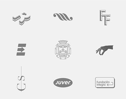 Logos 2013 – 2017