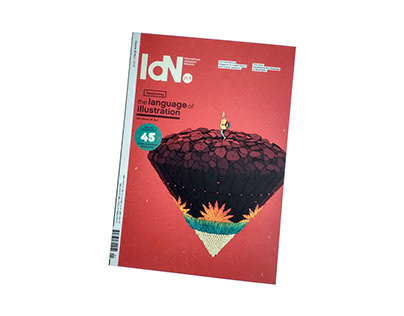 IdN v25n1: Illustration Special
