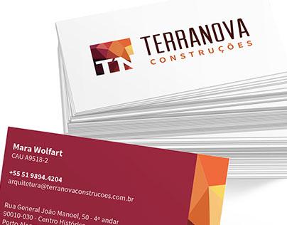 Branding | Terranova Construções