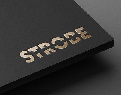 Strobe VR | Branding