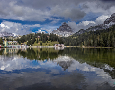 Lago di Misurina ITA