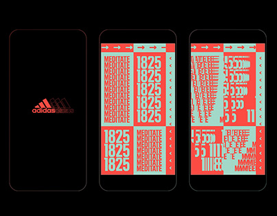 Interactive Experience for Adidas