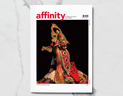 Affinity: Magazine Design