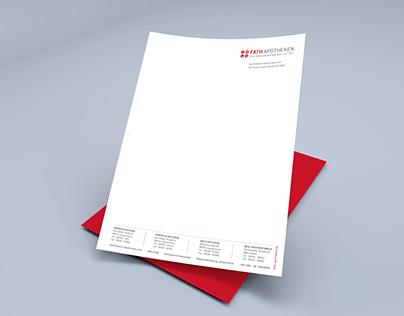 Fath Apotheken – Dachmarke, Logos, Corporate-Design