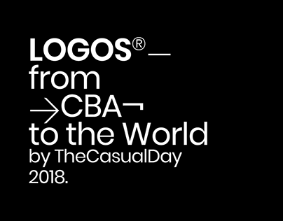 LOGOS® by THECASUALDAY¬