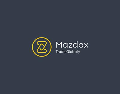 Mazdax Branding Project