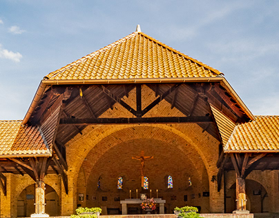 Inside The Saint Boniface Chapel, Dokkum