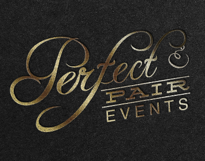 Perfect Pair Events    Branding & Styleguide
