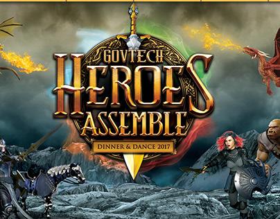 Heroes Assemble: Govtech D&D 2017