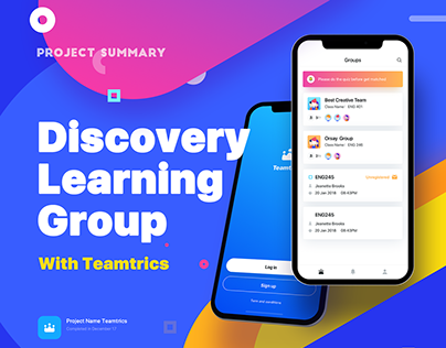 Teamtrics App