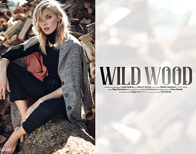 Wild Wood for Jute Magazine