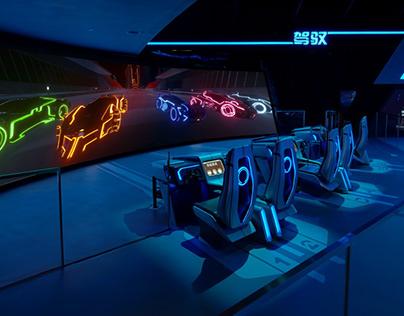 Disneyland Shanghai Tron Realm