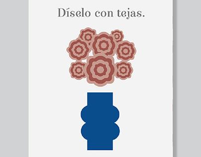 Tejas Dulces de Sevilla. Posters