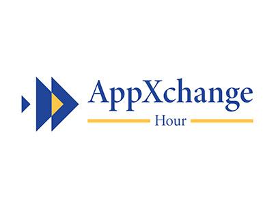 AppXchange Hour Logo Design