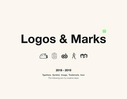 Logos & Marks 2016-2019