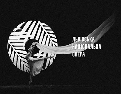 Lviv Opera National - Brand Concept