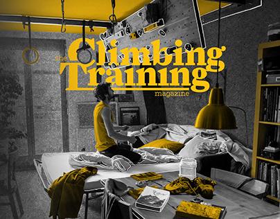 La Sportiva CLIMBING TRAINING magazine