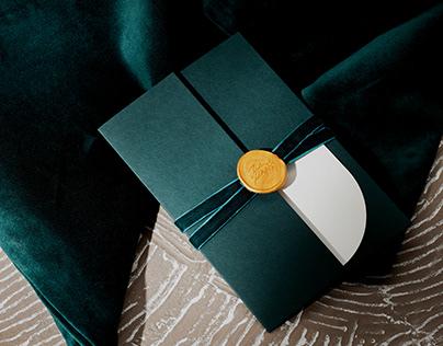 Wedding Invitation – Julia & Philipp
