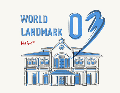 WORLD LANDMARK 03