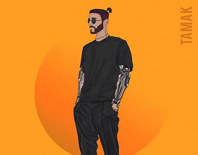 Bionic Character Design