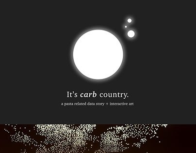 It's carb country