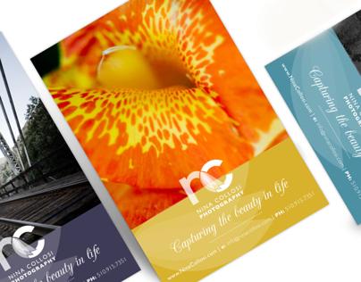 Branding: Nina Collosi Photography