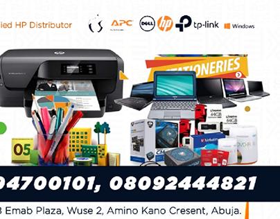 DotPower Technology Ltd Marketing Flyer