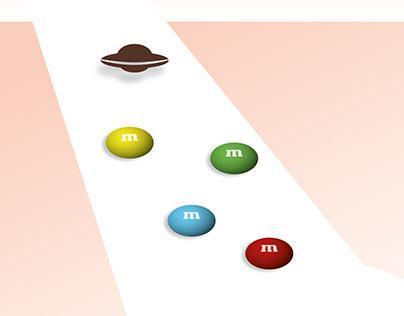 Poster M&M