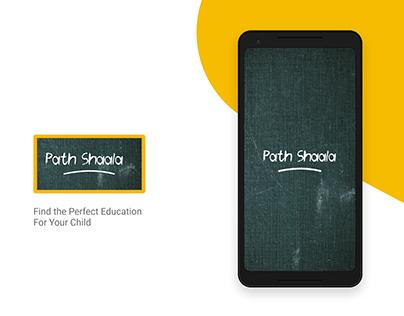 Android Presentation For Path-Shaala App