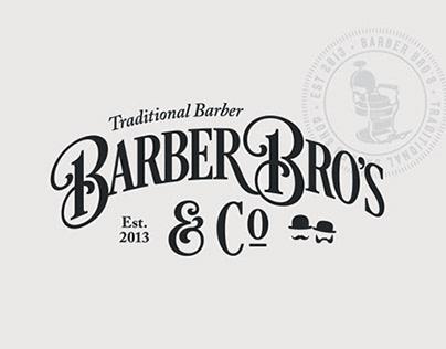 Barber Bro's Visual Identity