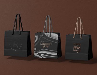 The Rav Boutique Branding