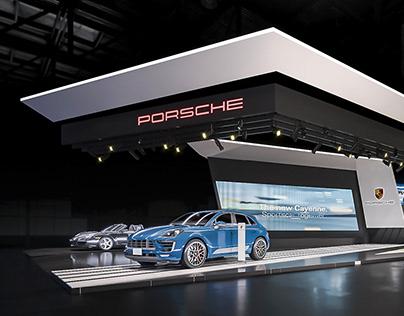 Porsche_International Motor Show Sao Paulo