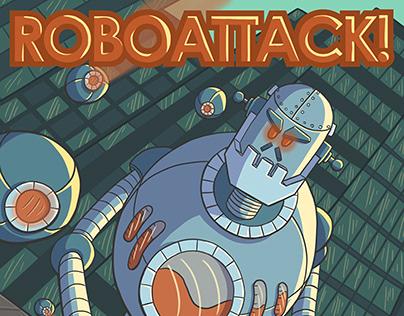 Roboattack!