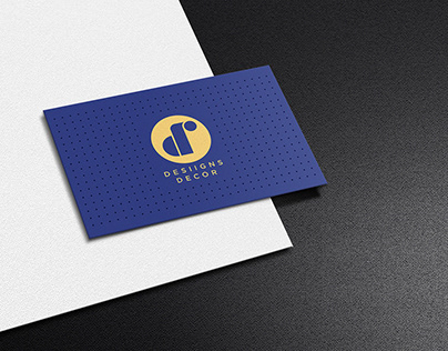 Brand Identity: Desiigns Decor