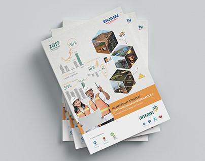 2017 Annual Report for PT ANTAM