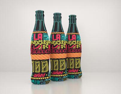 100 años Coca-Cola -Bottle Design