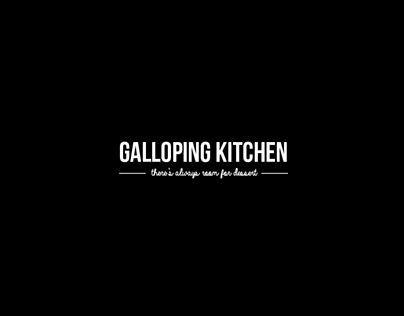 Galloping Kitchen Corporate Identity