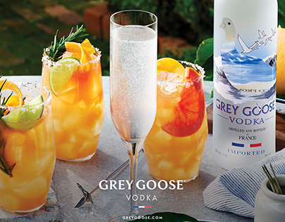 Grey Goose - Live Victoriously