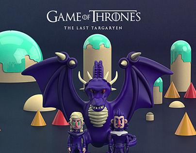 The Last Targaryen - Game of Thrones