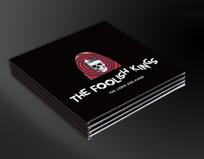 'The Foolish Kings' Album Design