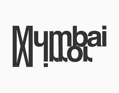 Mumbai Mirror Logotype Design Experiments