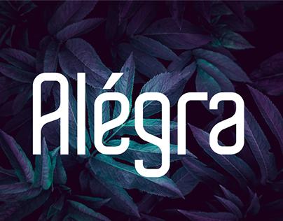 ALEGRA REGULAR - FREE MODERN FONT