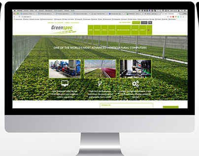 Greenspec Website