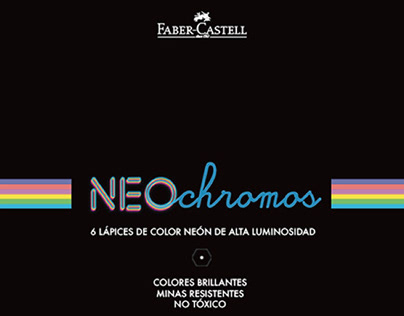 Faber-Castell Neochromos - Iluminá donde importa