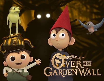 Over the Garden Wall 3D