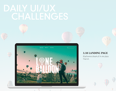 Daily UI/UX Challenges